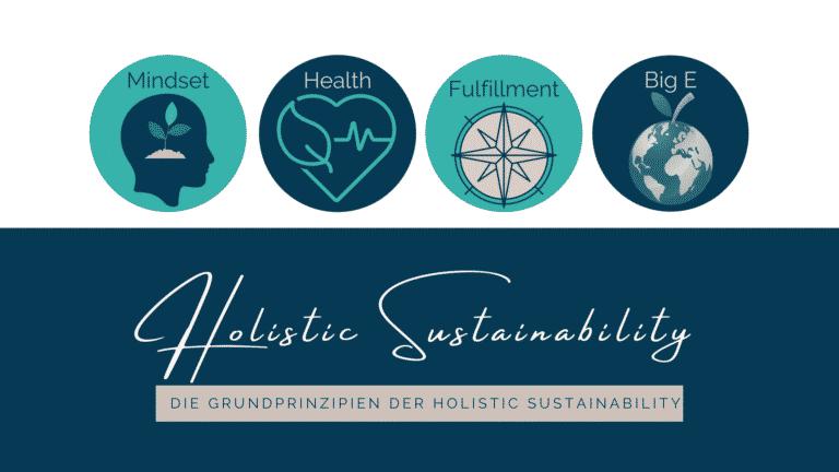 Die Grundprinzipien der Holistic Sustainability